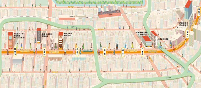 <span>銀座&日本橋の老舗6軒と作りました!</span> おいしい復刻スイーツから、かわいい限定パッケージまで!「さよなら都電7000形」 記念コラボ商品、できました。
