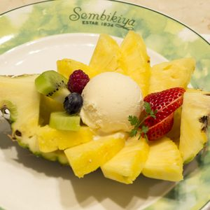 人気メニューが50年ぶりに復刻!〈千疋屋総本店〉のフルーツたっぷり「ハワイアンカヌ―」がすごい。
