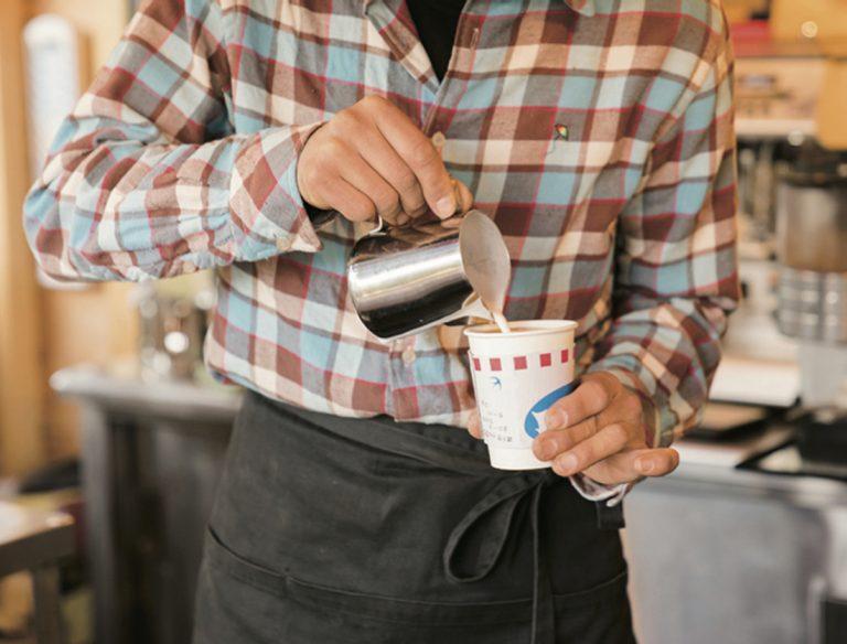ブルースカイコーヒー