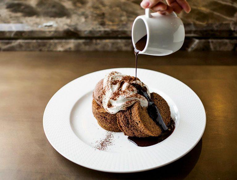 "<span class=""title"">Pâtisserie & Chocolat Bar DEL'IMMO MEJIRO</span>"