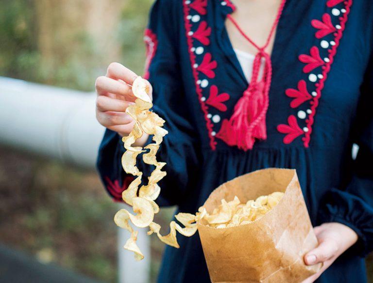 Brooklyn Ribbon Fries KOMAZAWA
