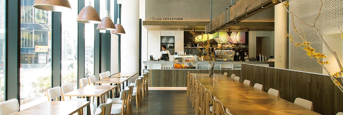 METoA Cafe& Kitchen(旧店名:Me's CAFE & KITCHEN)