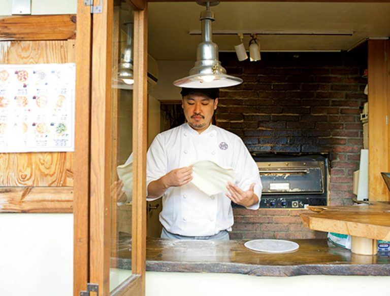 """<span class=""""title"""">焼きたてPIZZA 用賀店(旧店名:ヤキタテピザ佐野)</span>"""