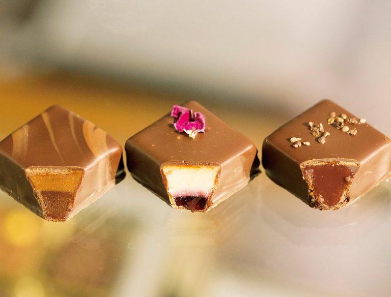 PRESQU'ÎLE chocolaterie