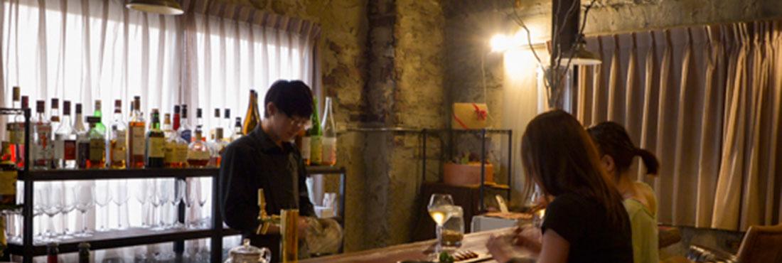 三軒茶屋燻製201号室