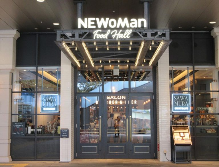 NEWoMan FOOD HALL