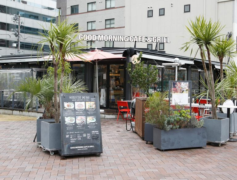 """<span class=""""title"""">GOOD MORNING  CAFE&GRILL 虎ノ門</span>"""