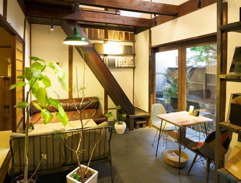 Cafe 木蓮