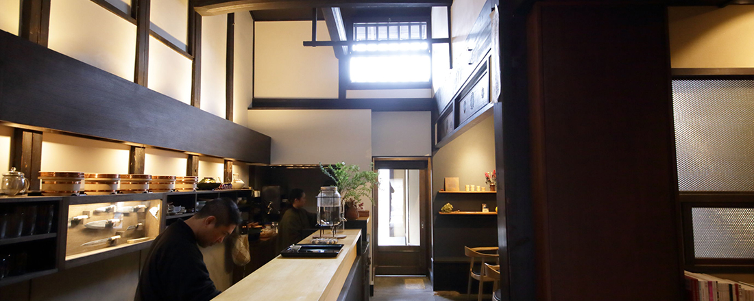 町家宿〈京旅籠 むげん〉で京都の旬の魅力を満喫!