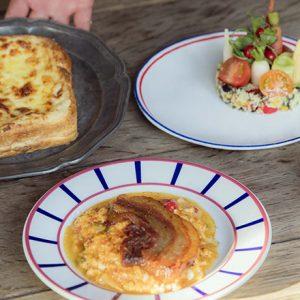ビストロとタイ&ベトナム料理、京都きっての斬新なスタイルとは!?