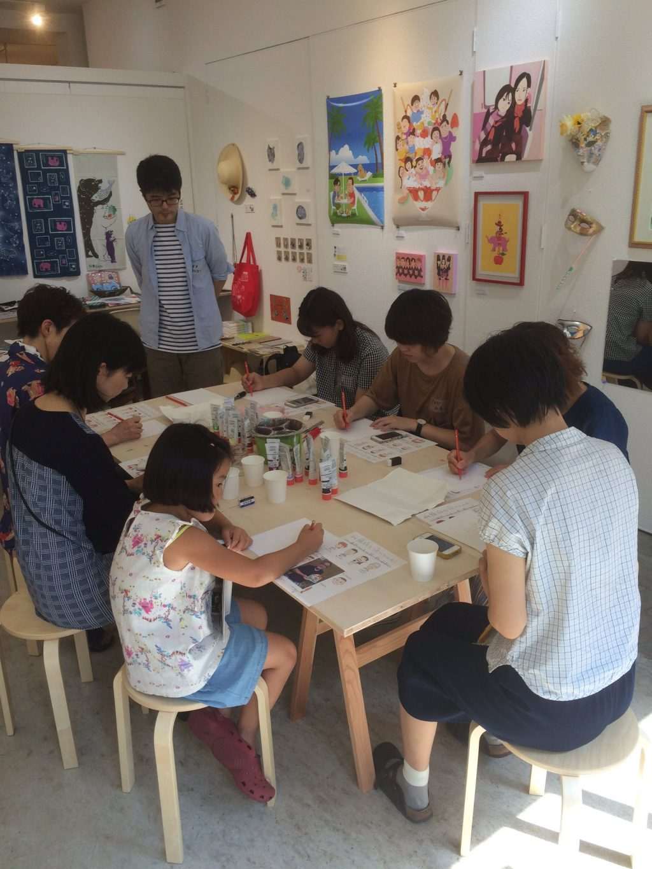 yorocobito-gallery-workshop