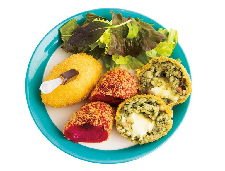 """<span class=""""title"""">All About My Croquette</span>"""