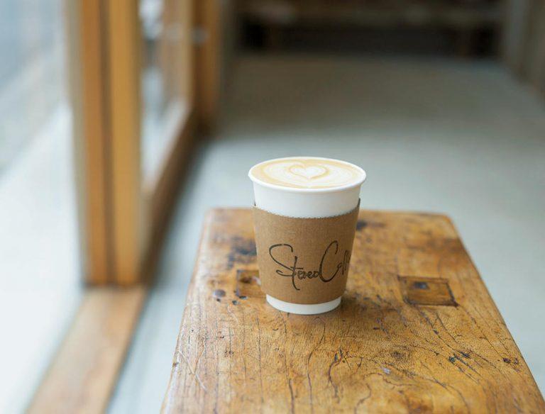"<span class=""title"">STEREO COFFEE</span>"