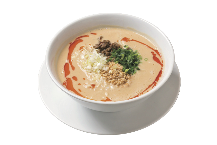 「濃厚担々麺」(ランチタイム)(980円)