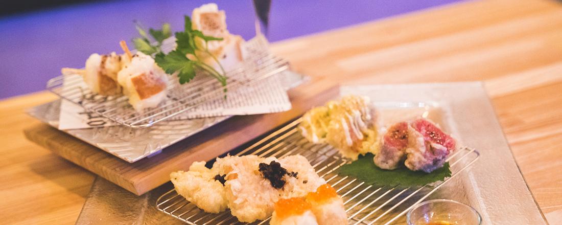ブルーチーズと梨!?お洒落で斬新な創作系もたくさん!恵比寿でカジュアルに天ぷらが楽しめるバル3軒