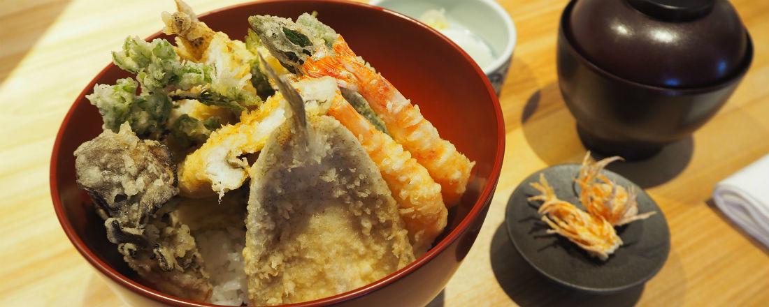 話題のGINZA SIXにオープンした老舗「てんぷら山の上Ginza 」のサックサク天ぷらを堪能してきました!