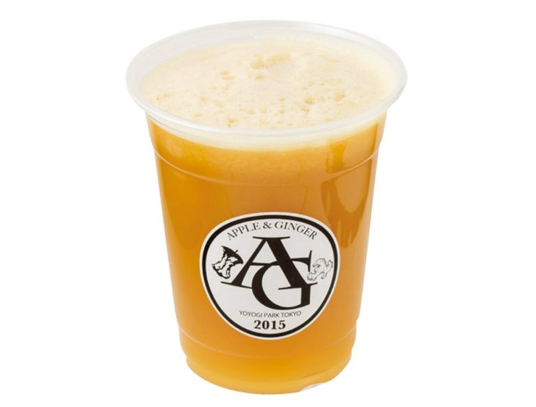 """<span class=""""title"""">【閉店情報あり】APPLE & GINGER FRESH JUICE STAND</span>"""