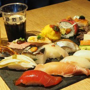 九州各地のグルメが集結!寿司×クラフトビールフェスを先取りレポート