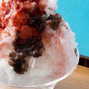 銀座〈AKOMEYA厨房〉の天然氷カキ氷はこの夏必食の味!