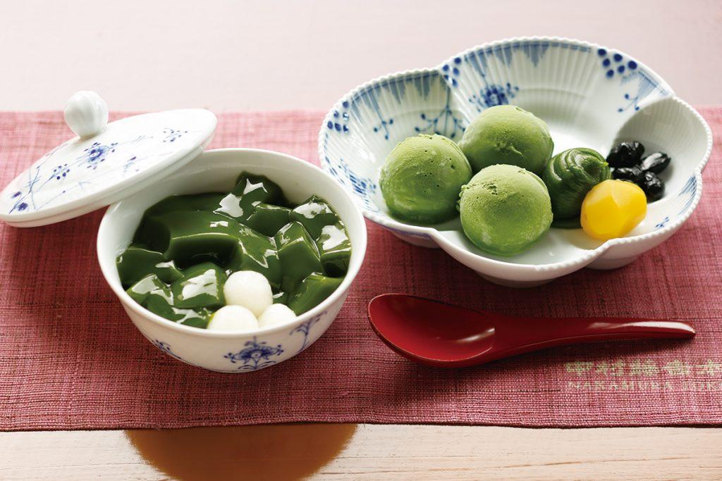「生茶ゼリイ 」[深翠] 1,350円(税込)