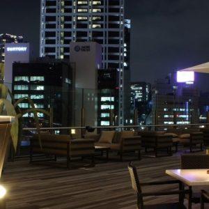 都内最大級ルーフトップテラスを誇る〈NoMad Grill Lounge〉がビアガーデンをオープン!