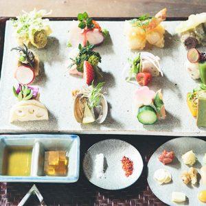 【京都】お重サラダに新定番・手織り寿し…高瀬川のまわりで出会える素敵なお店5軒