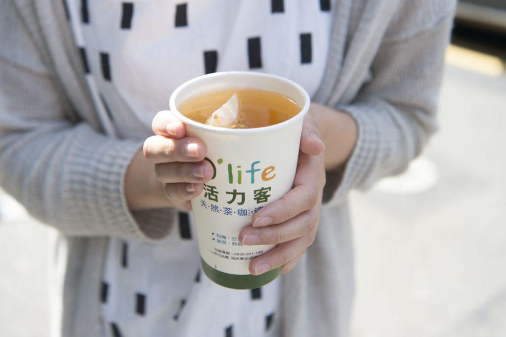 「蕎麥茶(チャウマイチャ)」(30元)