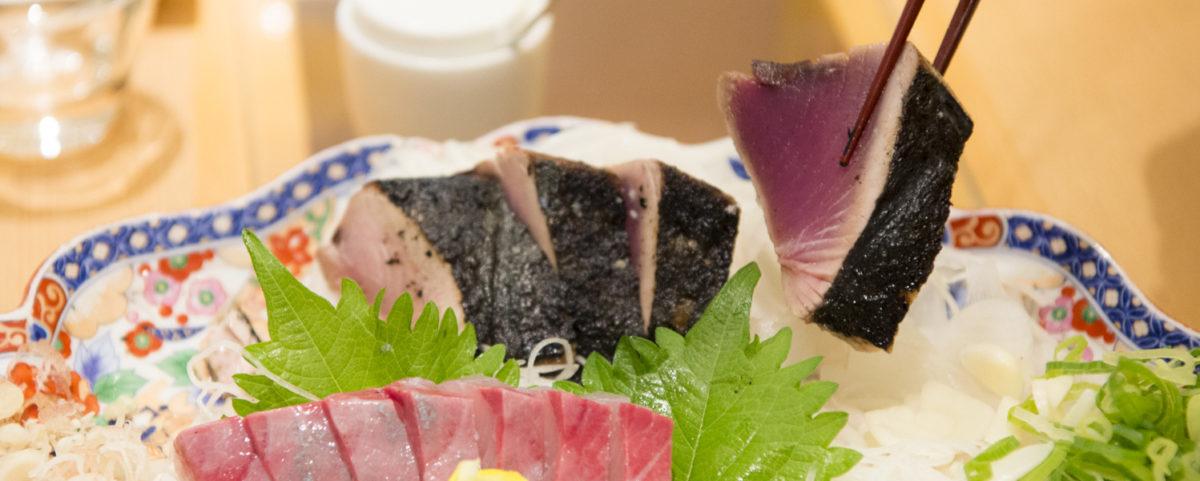 皿鉢料理も、地酒も、ごはんの友も!高知のおいしい料理とお酒をとことん味わい尽くす夜