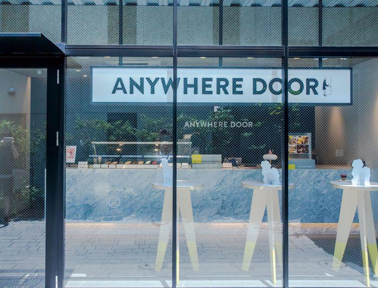 【閉店情報あり】Anywhere door