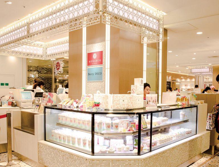 【閉店情報あり】MONARCH of LONDON 渋谷店