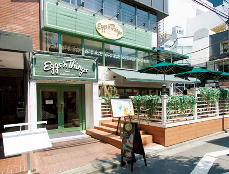 Eggs 'n Things 原宿店