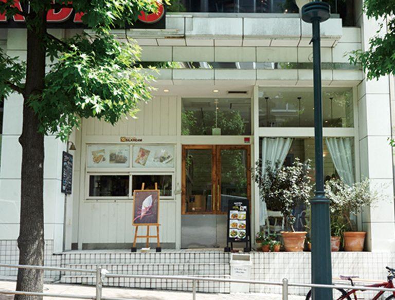 ドルチカフェ シルクレーム 渋谷店