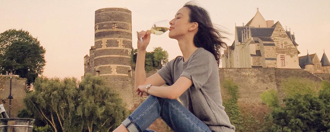 夏は夕暮れ。フォントヴローとアンジェで味わう、フランス流メロウ