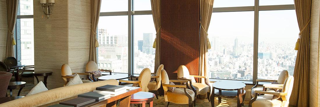 シャングリ・ラ  ホテル 東京 ザ・ロビーラウンジ