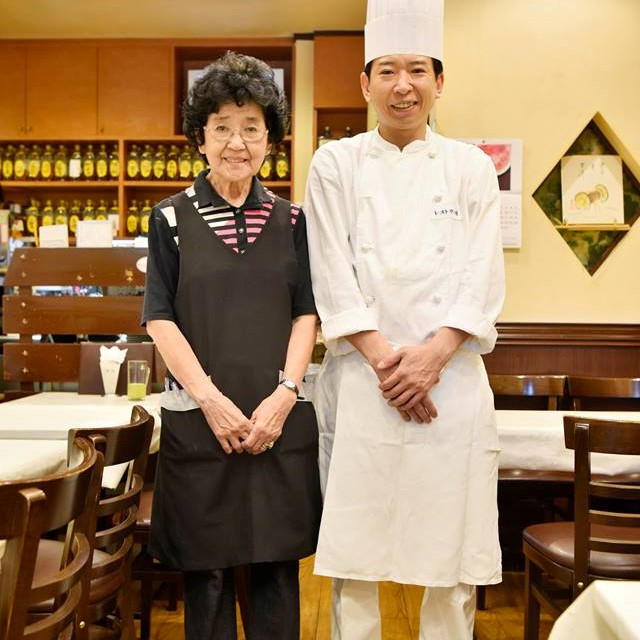 レストラン桂(かつら)