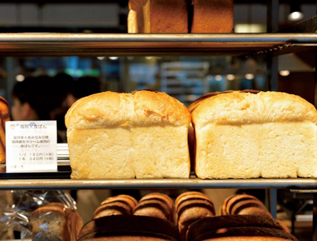 「福岡×食パン」1本340円