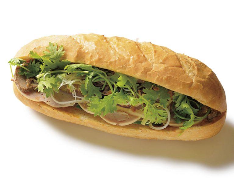 Bánh Mì Xin Chào