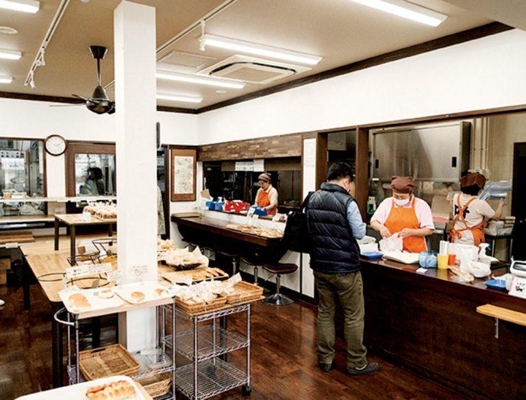パン市場  浜田分店