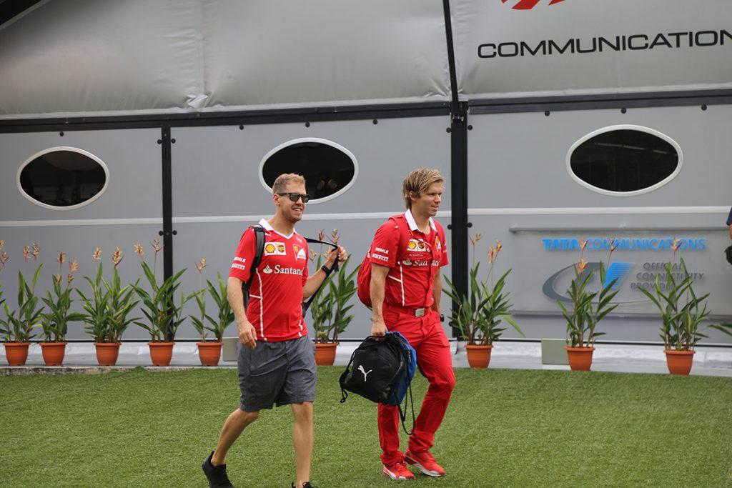 F1シンガポールGP