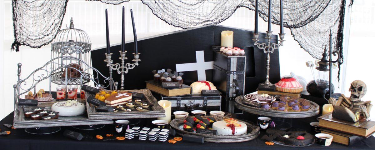 〈ヒルトン東京お台場〉のハロウィーンデザートブッフェ&クリスマスケーキに注目!