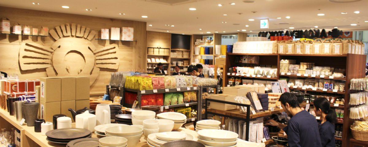 「お米」が主役のライフスタイルショップ〈AKOMEYA TOKYO ルミネ大宮店〉がグランドオープン!