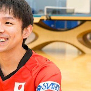 卓球 丹羽孝希選手 team:スヴェンソン