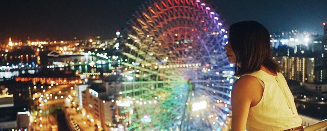 【横浜】夜景を一望できる〈横浜ベイホテル東急〉にチェックイン!~#Hanako_Hotelgram~