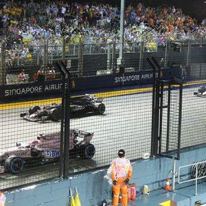 興奮の3日間。F1シンガポールGPへ!観戦をもっと楽しむための備忘録。【元ハナコのシンガポール書簡】