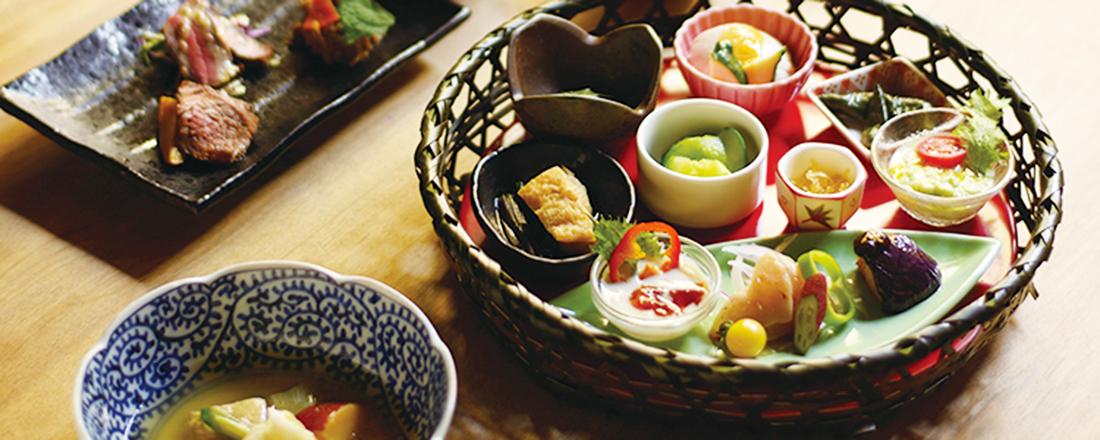 繊細な和食ランチから胸きゅんスイーツまで。いま注目の【奈良】で訪れたい素敵なお店4軒