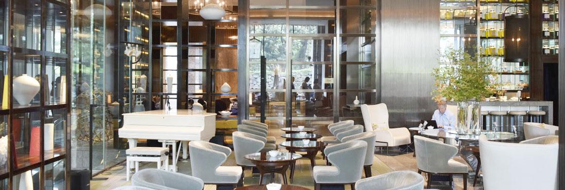 パレスホテル東京 ザ パレス ラウンジ