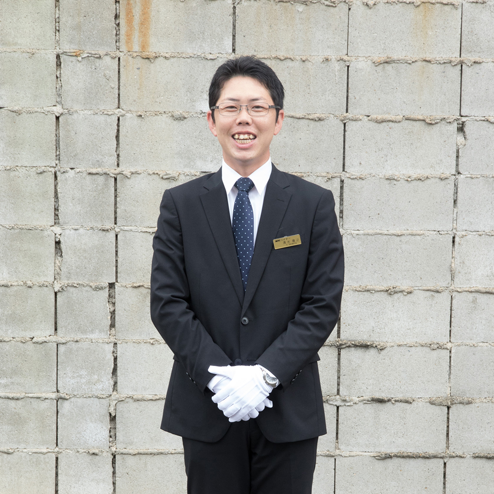 ハイヤー乗務員・清水嘉之さん