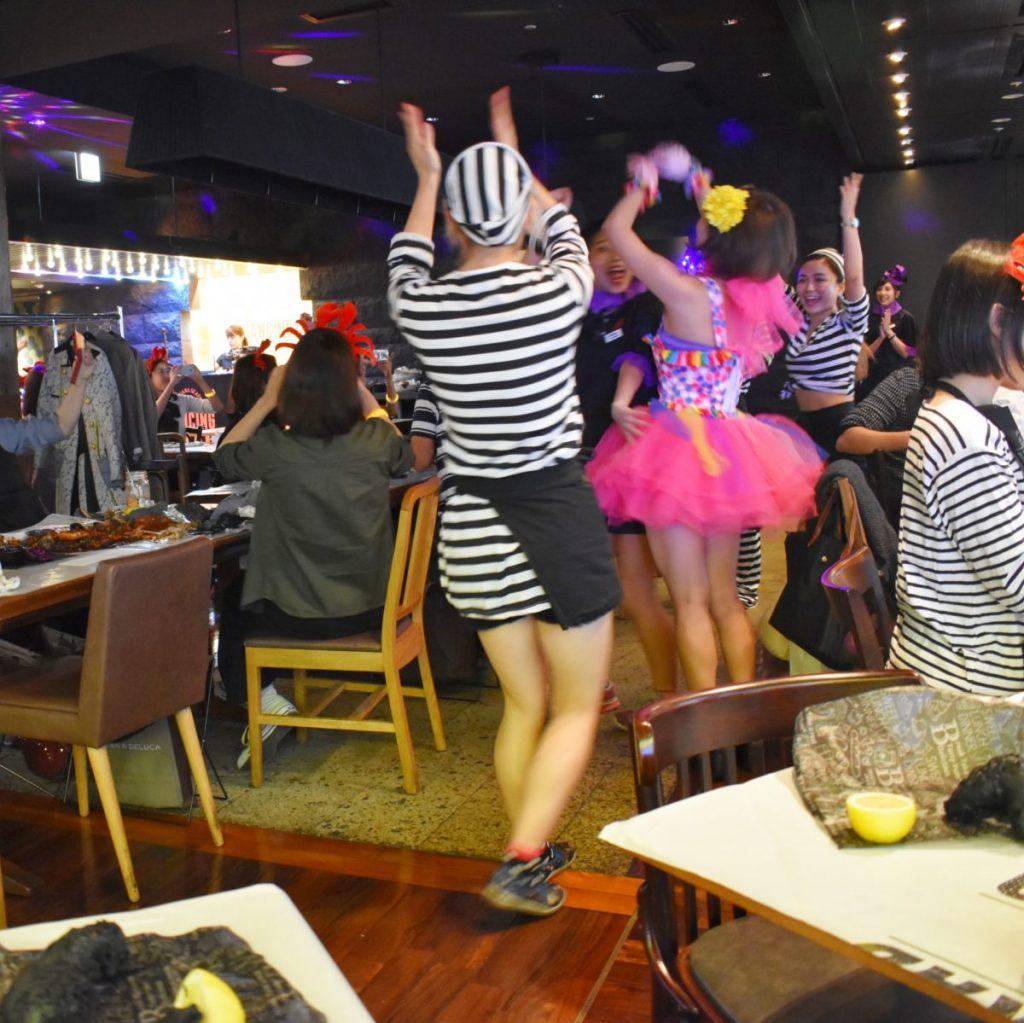 DANCING CRAB 東京