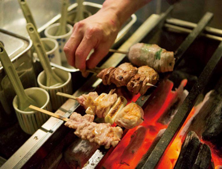 焼鶏 申(SALU)