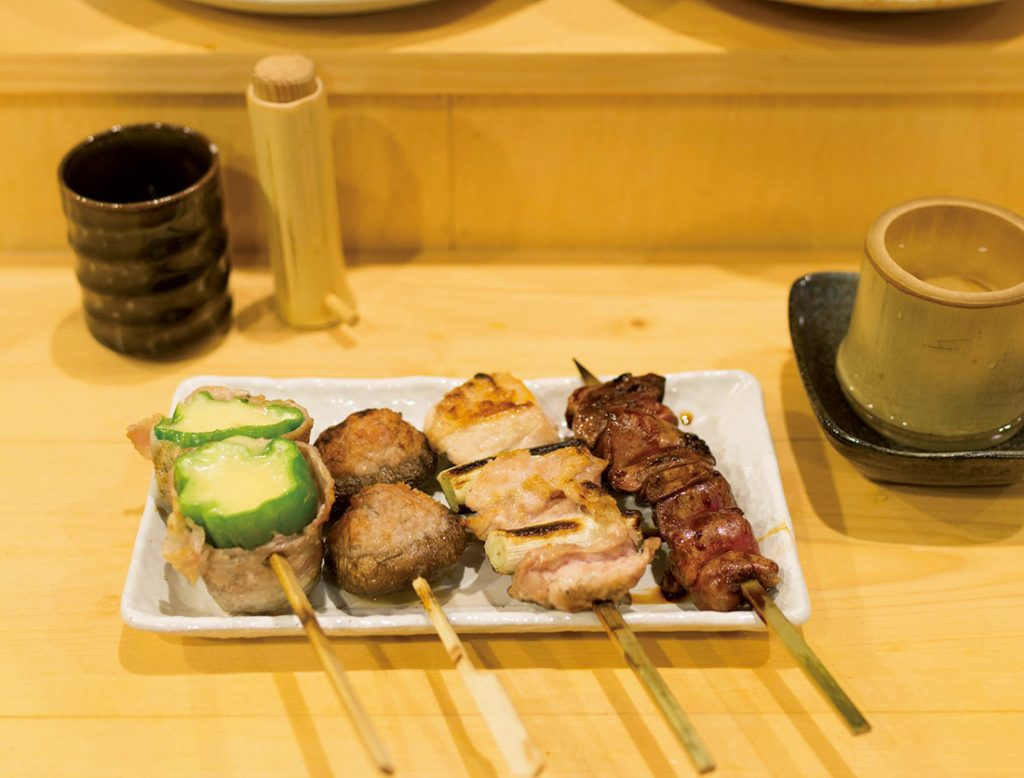 奥沢 焼鶏 申(SALU)